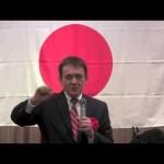 「日本人が知らない 沖縄県祖国復帰の意義」(ケント・ギルバート氏)